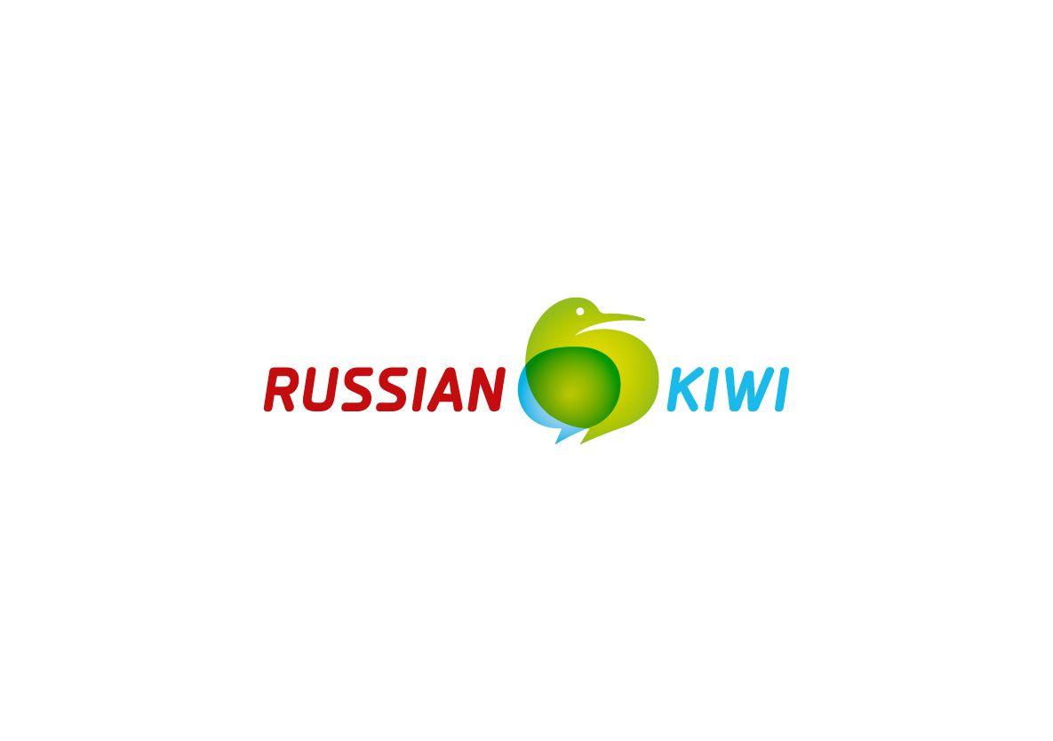 Логотип форума русских эмигрантов в Новой Зеландии - дизайнер shamaevserg