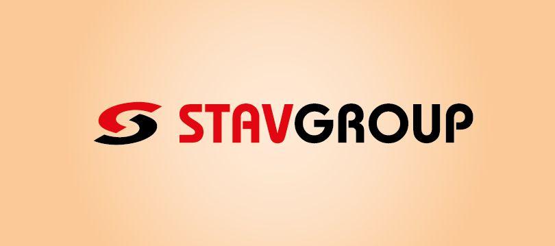 Лого и фирменный стиль для STAVGROUP - дизайнер splinter