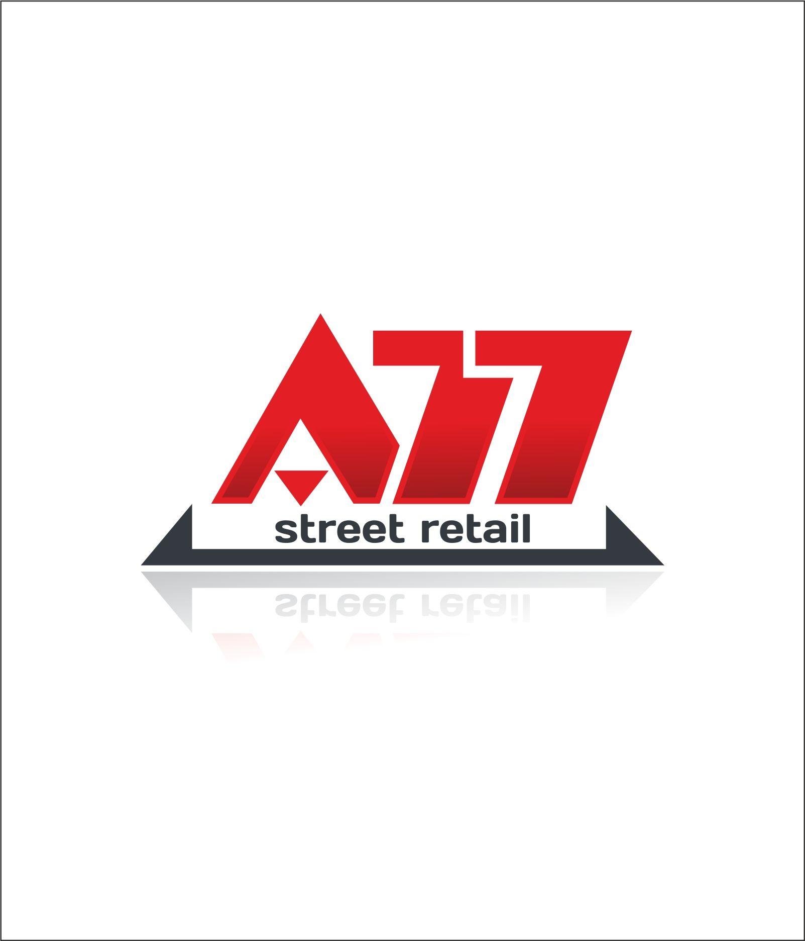 Лого для сайта по коммерческой недвижимости A77.RU - дизайнер Stan_9