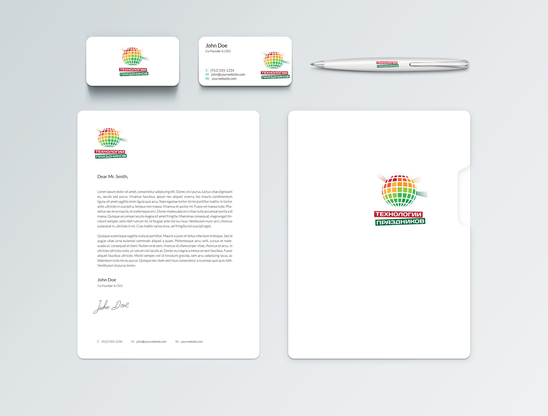 Придумать логотип и фирменный стиль - дизайнер screaminsky