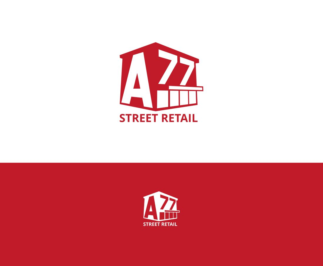 Лого для сайта по коммерческой недвижимости A77.RU - дизайнер MrPartizan