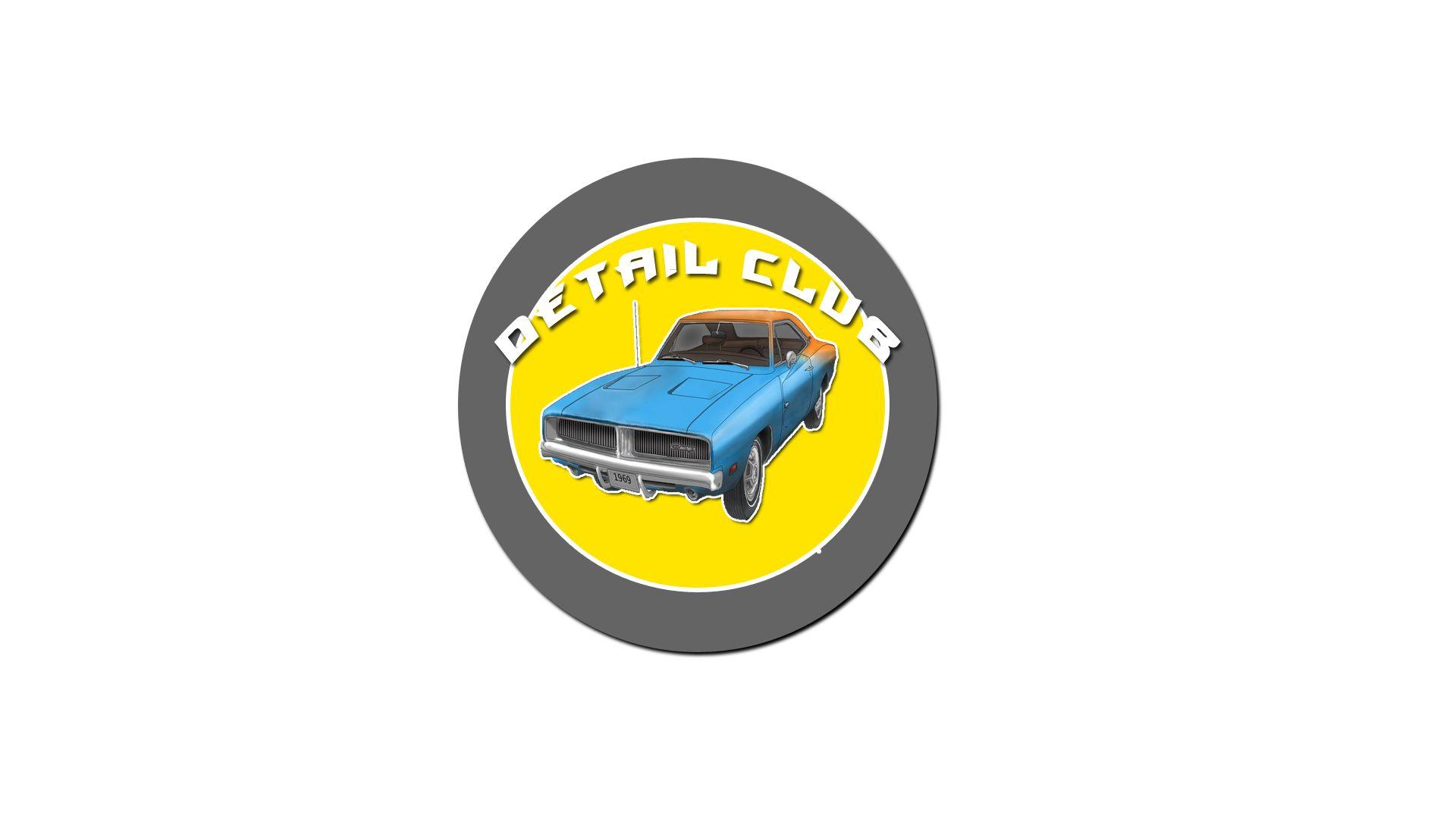 Логотип для компании (детейлинг студия) - дизайнер grantdizayner