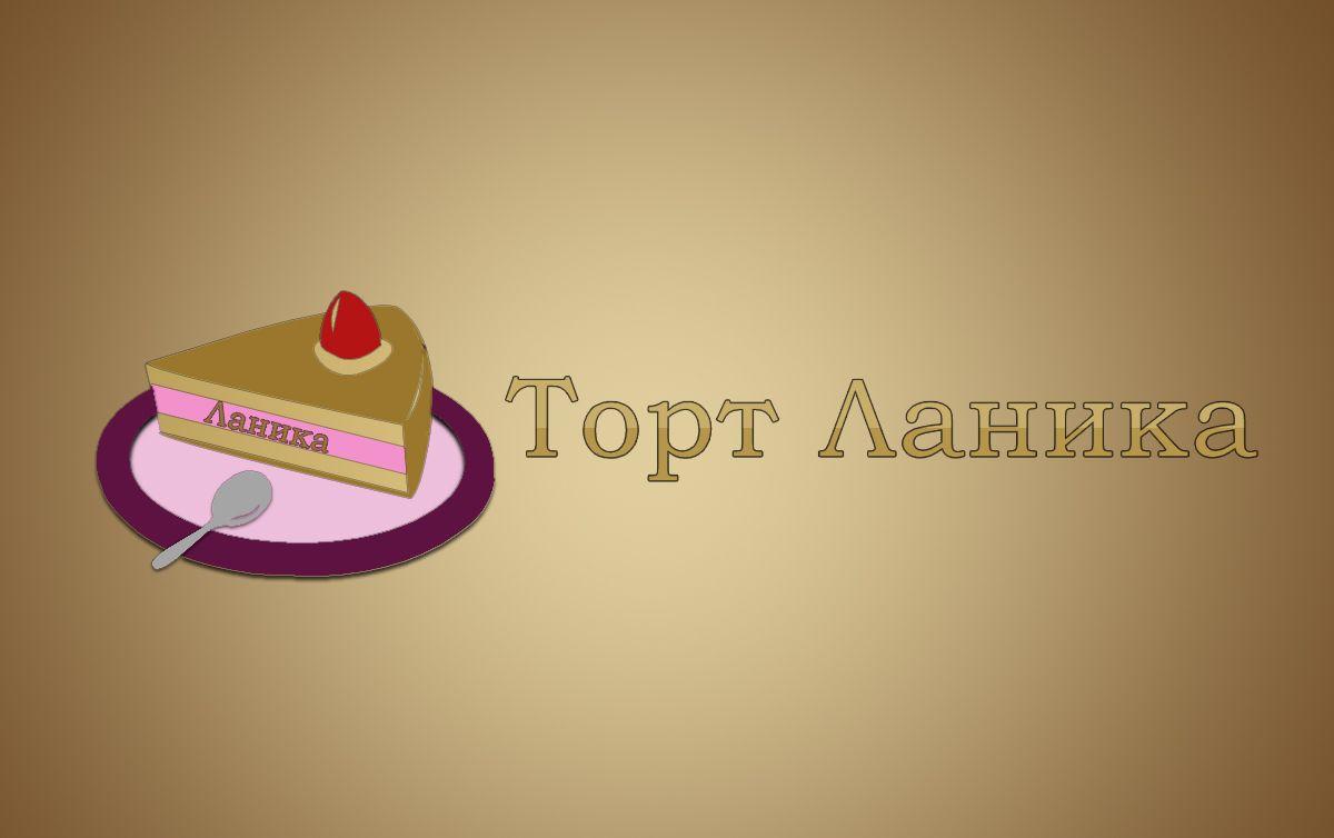 Лого ИМ тортов,пирожных и печенья ручной работы - дизайнер Sketch_Ru