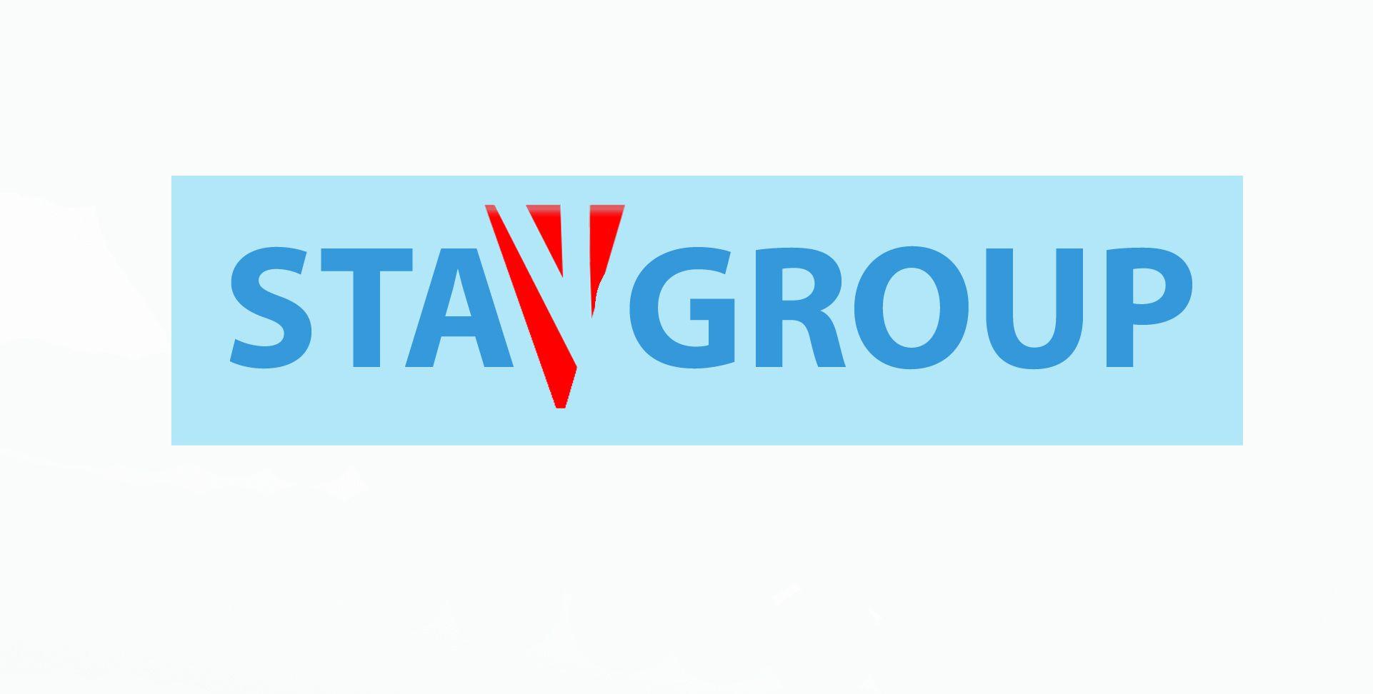 Лого и фирменный стиль для STAVGROUP - дизайнер 120219866
