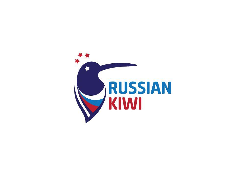 Логотип форума русских эмигрантов в Новой Зеландии - дизайнер zanru