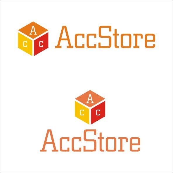 Логотип для магазина аккаунтов - дизайнер odegov