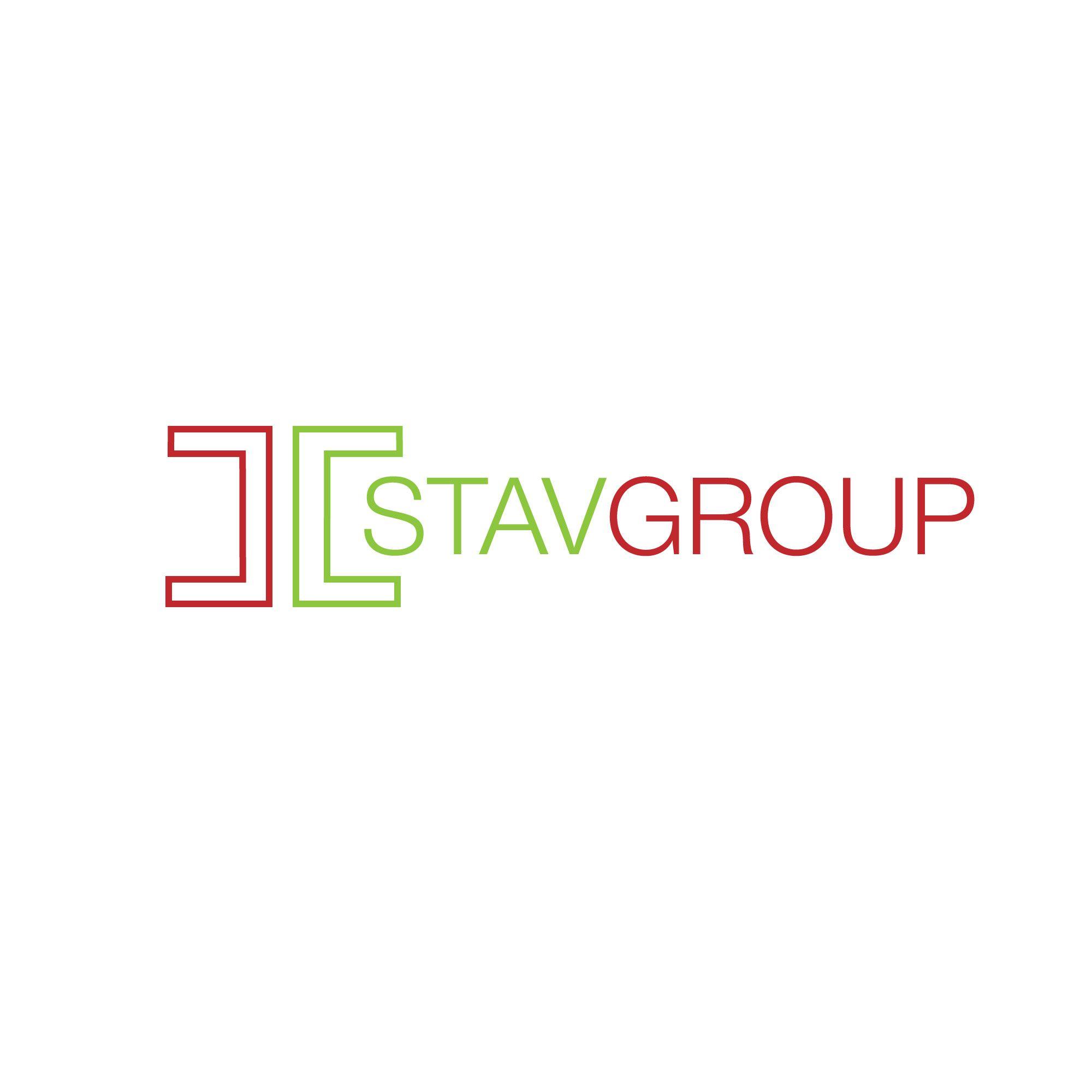 Лого и фирменный стиль для STAVGROUP - дизайнер Victor_Dmitriev