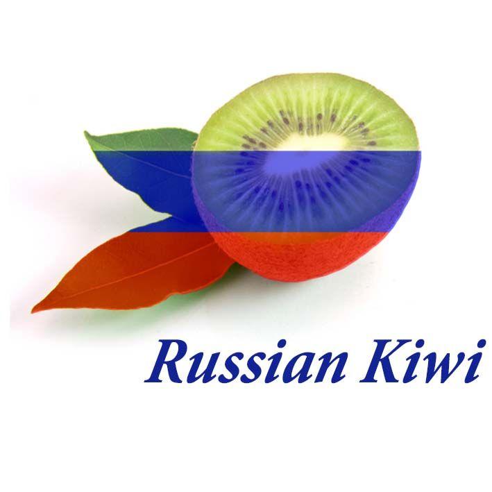 Логотип форума русских эмигрантов в Новой Зеландии - дизайнер lislislis3D