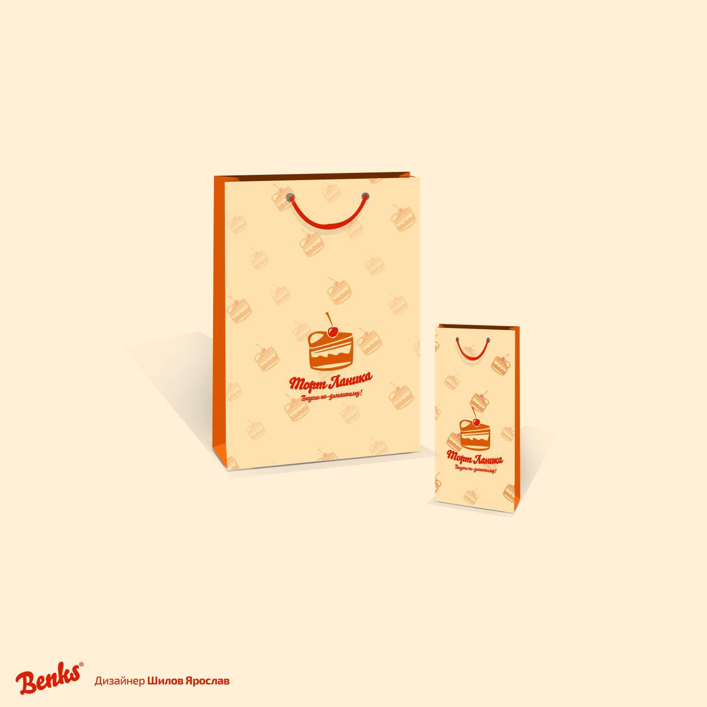 Лого ИМ тортов,пирожных и печенья ручной работы - дизайнер benks