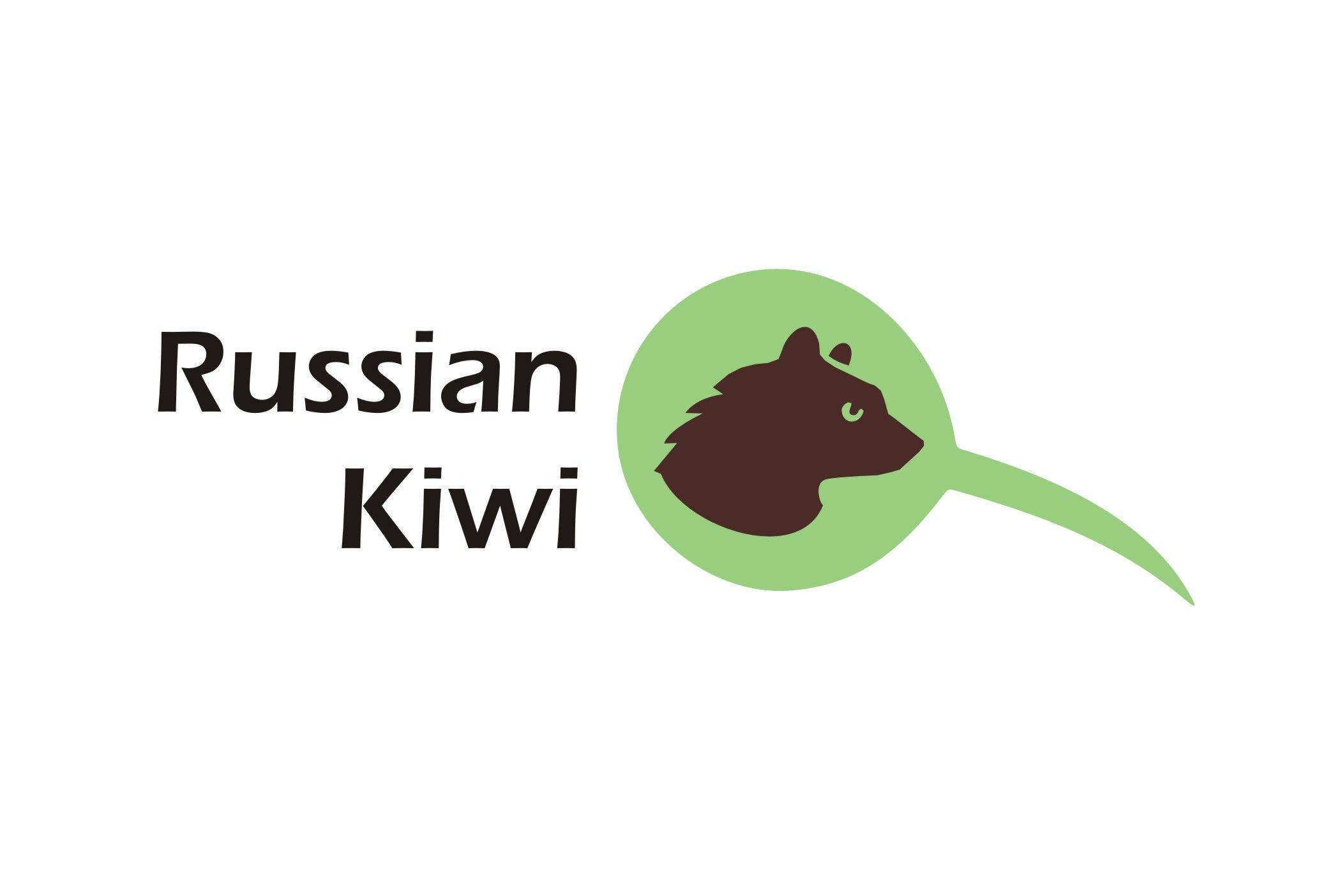 Логотип форума русских эмигрантов в Новой Зеландии - дизайнер IbrAzieV