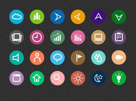 Иконки\кнопки для городского портала - дизайнер Kirillivanov_1