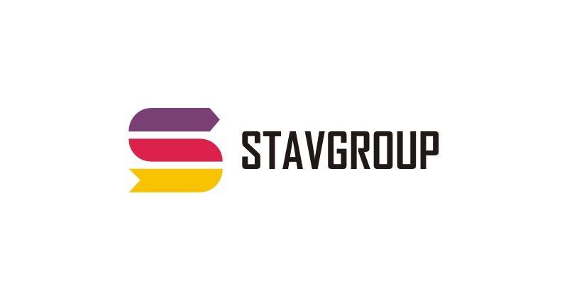 Лого и фирменный стиль для STAVGROUP - дизайнер pashashama