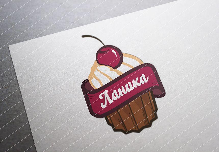 Лого ИМ тортов,пирожных и печенья ручной работы - дизайнер Vistar