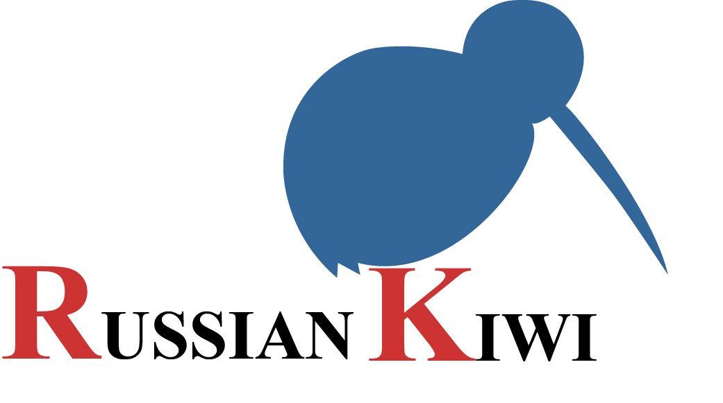 Логотип форума русских эмигрантов в Новой Зеландии - дизайнер jasonic13