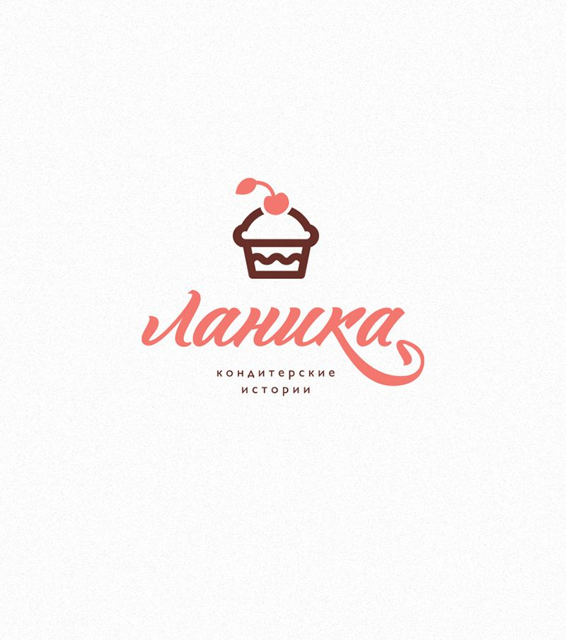 Лого ИМ тортов,пирожных и печенья ручной работы - дизайнер jennylems