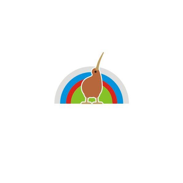 Логотип форума русских эмигрантов в Новой Зеландии - дизайнер andyart