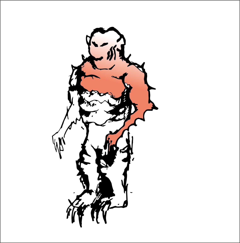 Нужен скетч персонажа для игры - дизайнер Stan_9