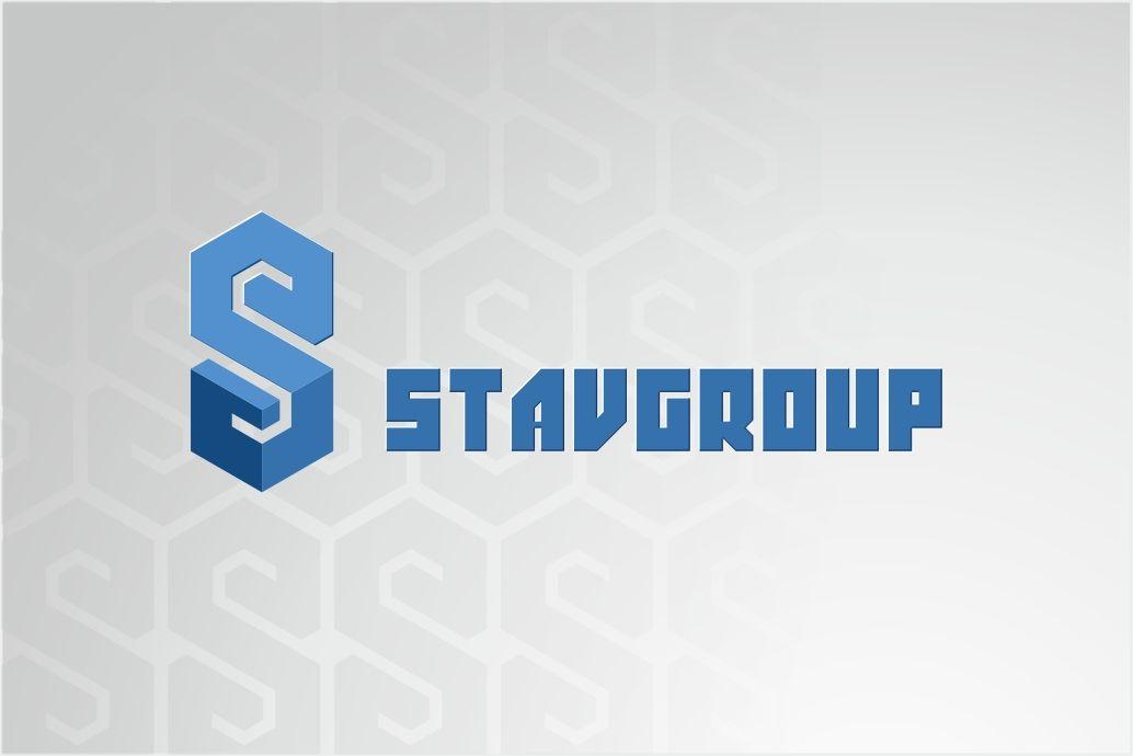 Лого и фирменный стиль для STAVGROUP - дизайнер GALAA_84
