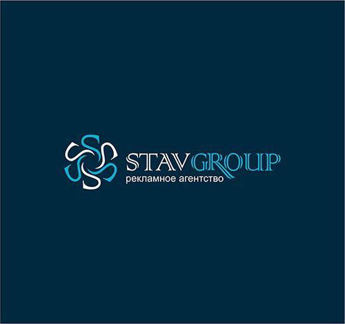 Лого и фирменный стиль для STAVGROUP - дизайнер Ellen-KA