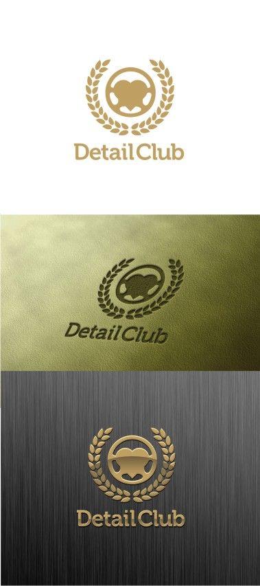 Логотип для компании (детейлинг студия) - дизайнер Olegik882
