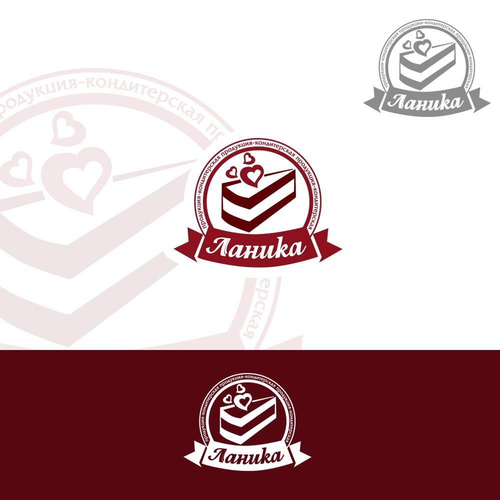 Лого ИМ тортов,пирожных и печенья ручной работы - дизайнер maya909