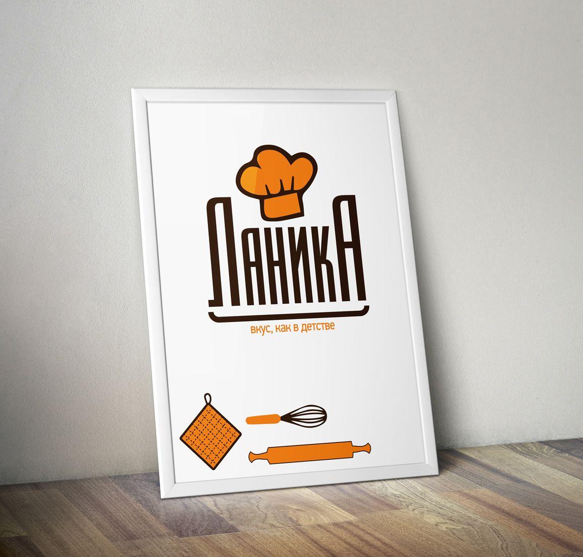 Лого ИМ тортов,пирожных и печенья ручной работы - дизайнер YuliyaYu