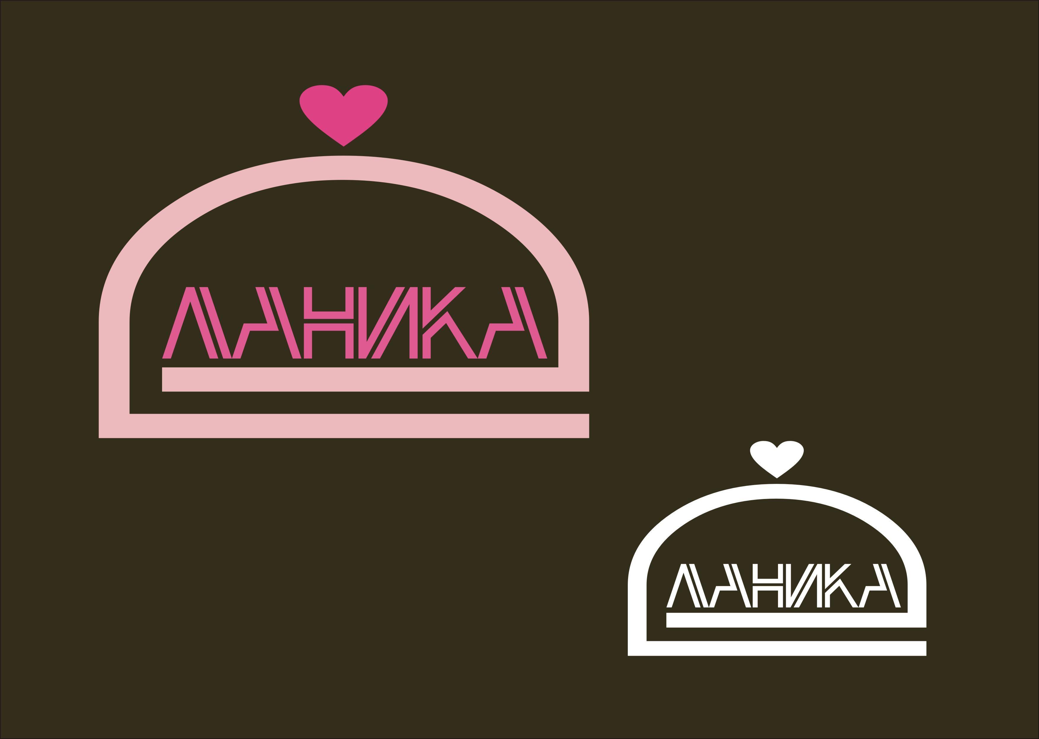 Лого ИМ тортов,пирожных и печенья ручной работы - дизайнер ekvaskova