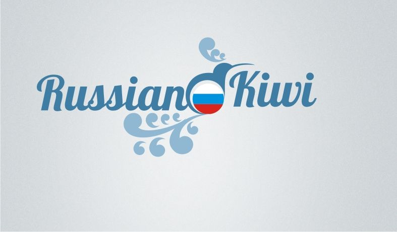 Логотип форума русских эмигрантов в Новой Зеландии - дизайнер kras-sky