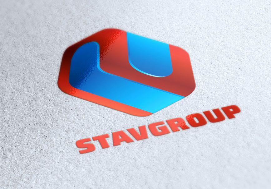 Лого и фирменный стиль для STAVGROUP - дизайнер zhutol
