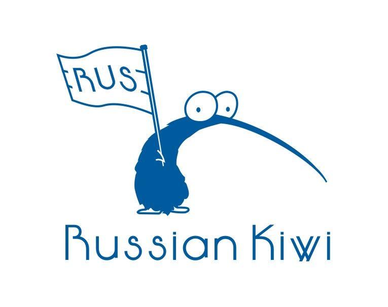 Логотип форума русских эмигрантов в Новой Зеландии - дизайнер odegov