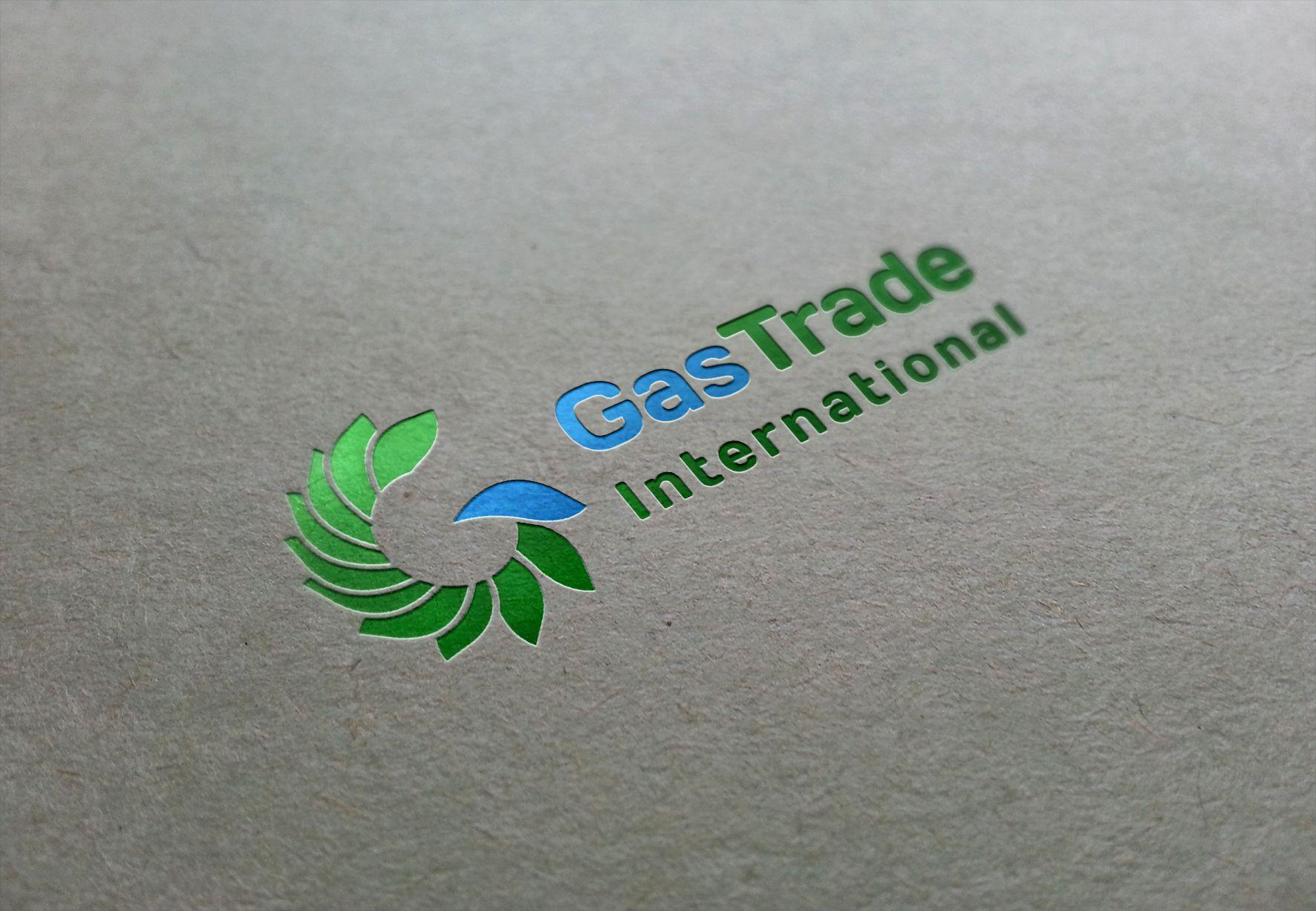Компания торгующая природным газом - дизайнер GoldenHorse