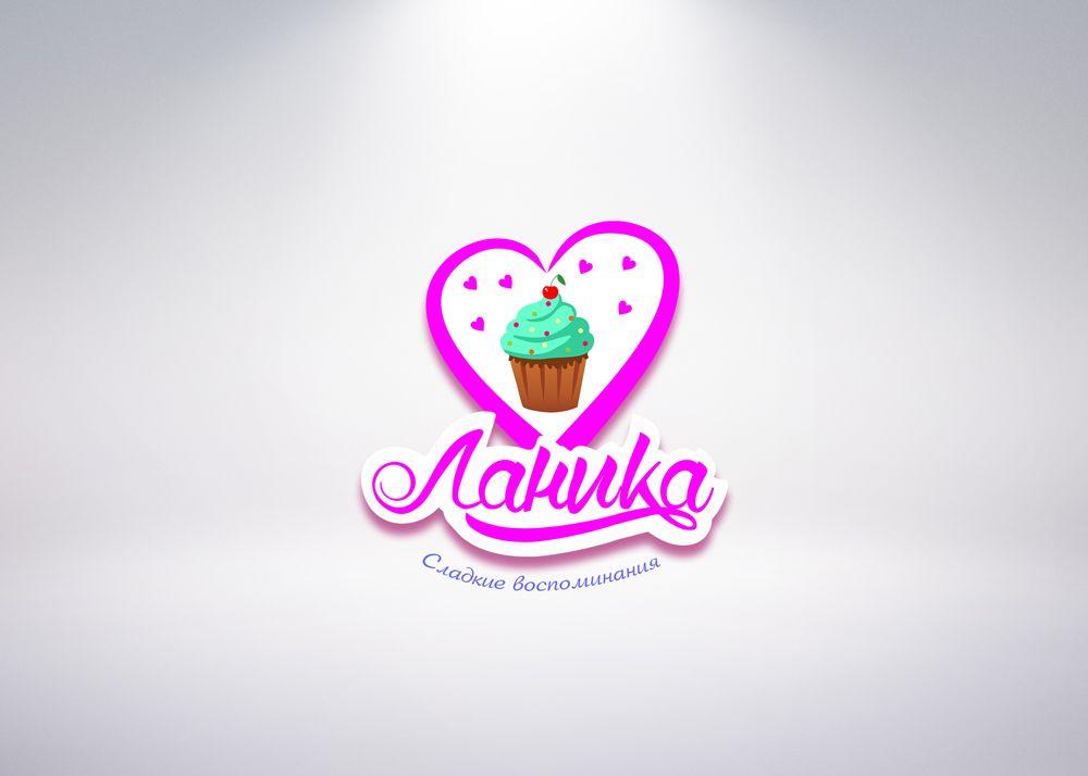 Лого ИМ тортов,пирожных и печенья ручной работы - дизайнер Upright