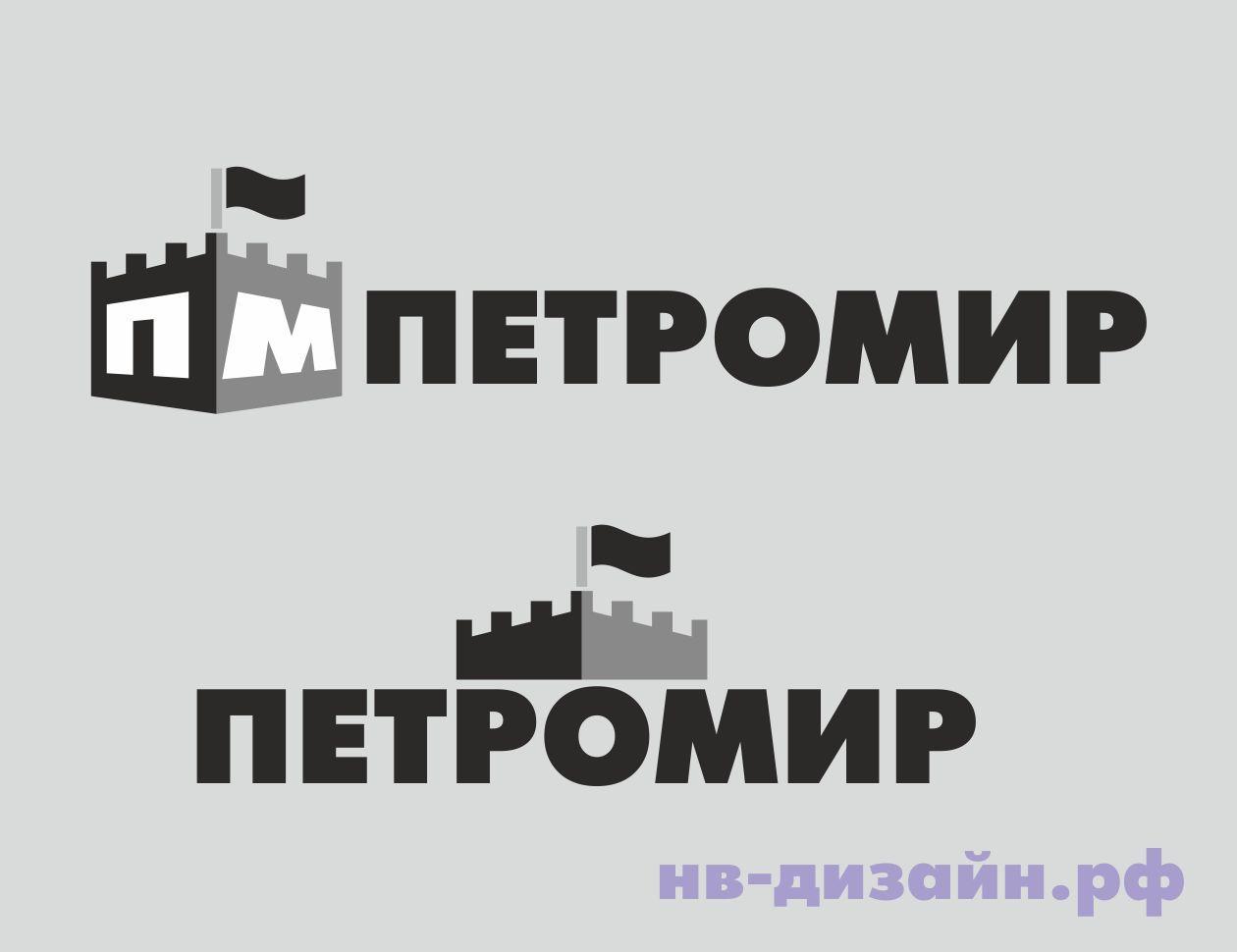 Разработка логотипа - дизайнер nv-dizain