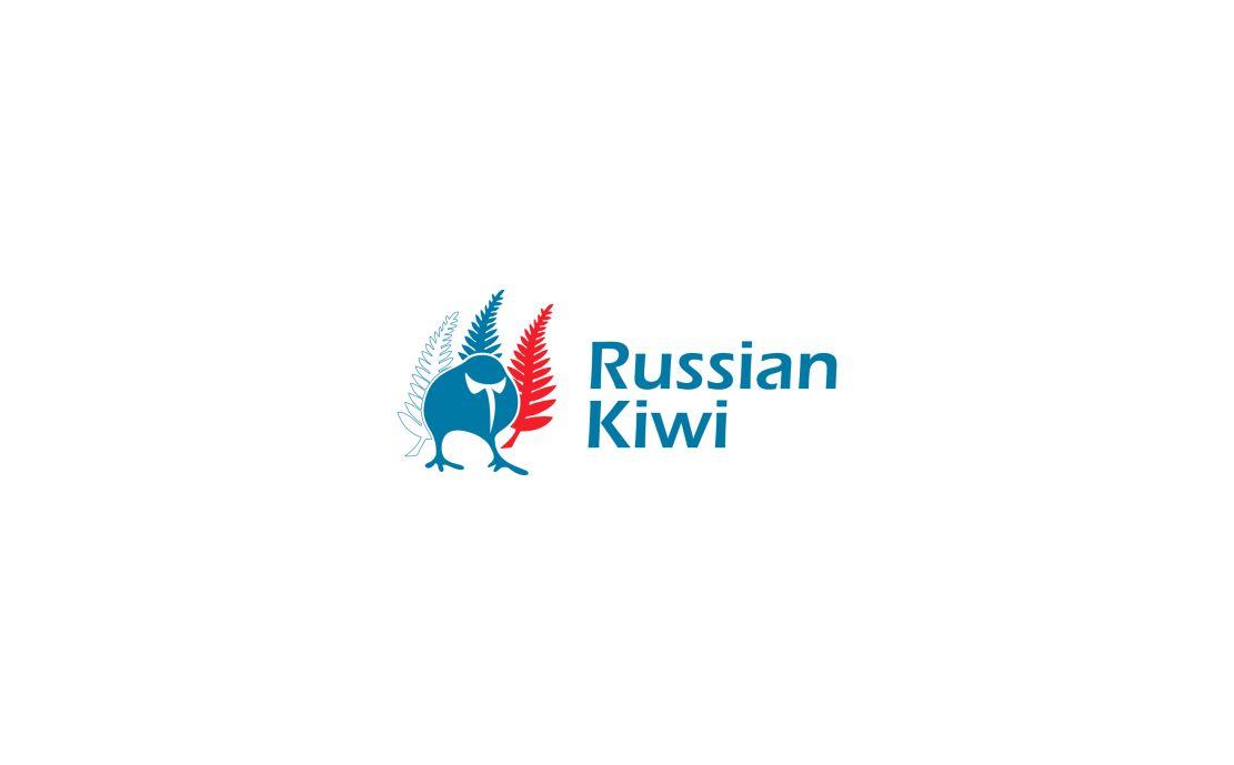Логотип форума русских эмигрантов в Новой Зеландии - дизайнер hpya