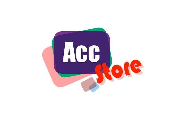 Логотип для магазина аккаунтов - дизайнер Vraizen