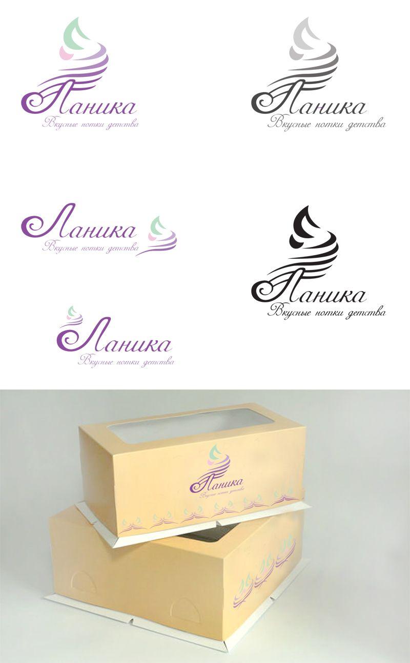 Лого ИМ тортов,пирожных и печенья ручной работы - дизайнер harchenya