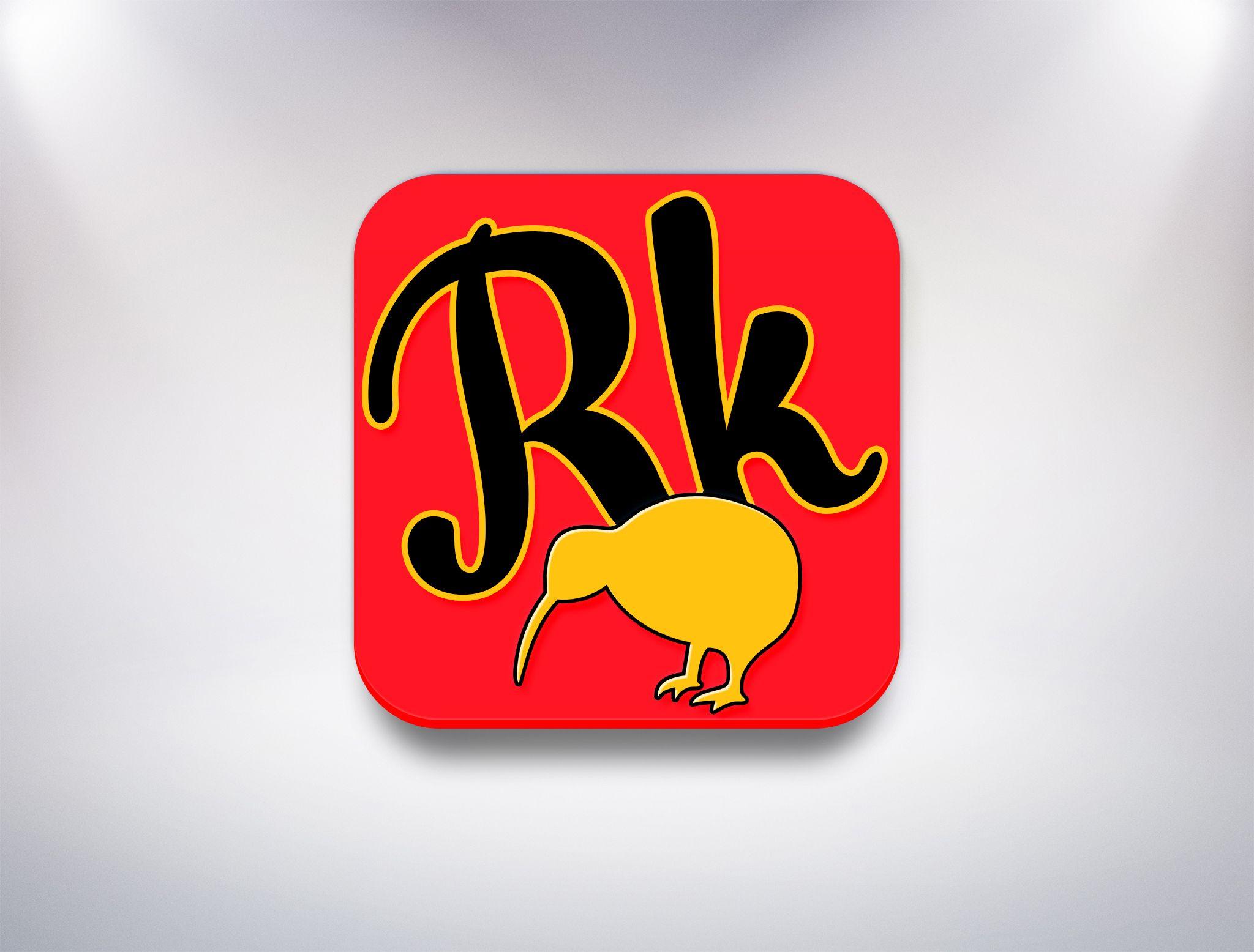 Логотип форума русских эмигрантов в Новой Зеландии - дизайнер N_KARCHEVSKYI