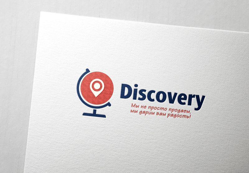 Логотип и фирм стиль для турагентства Discovery - дизайнер ready2flash