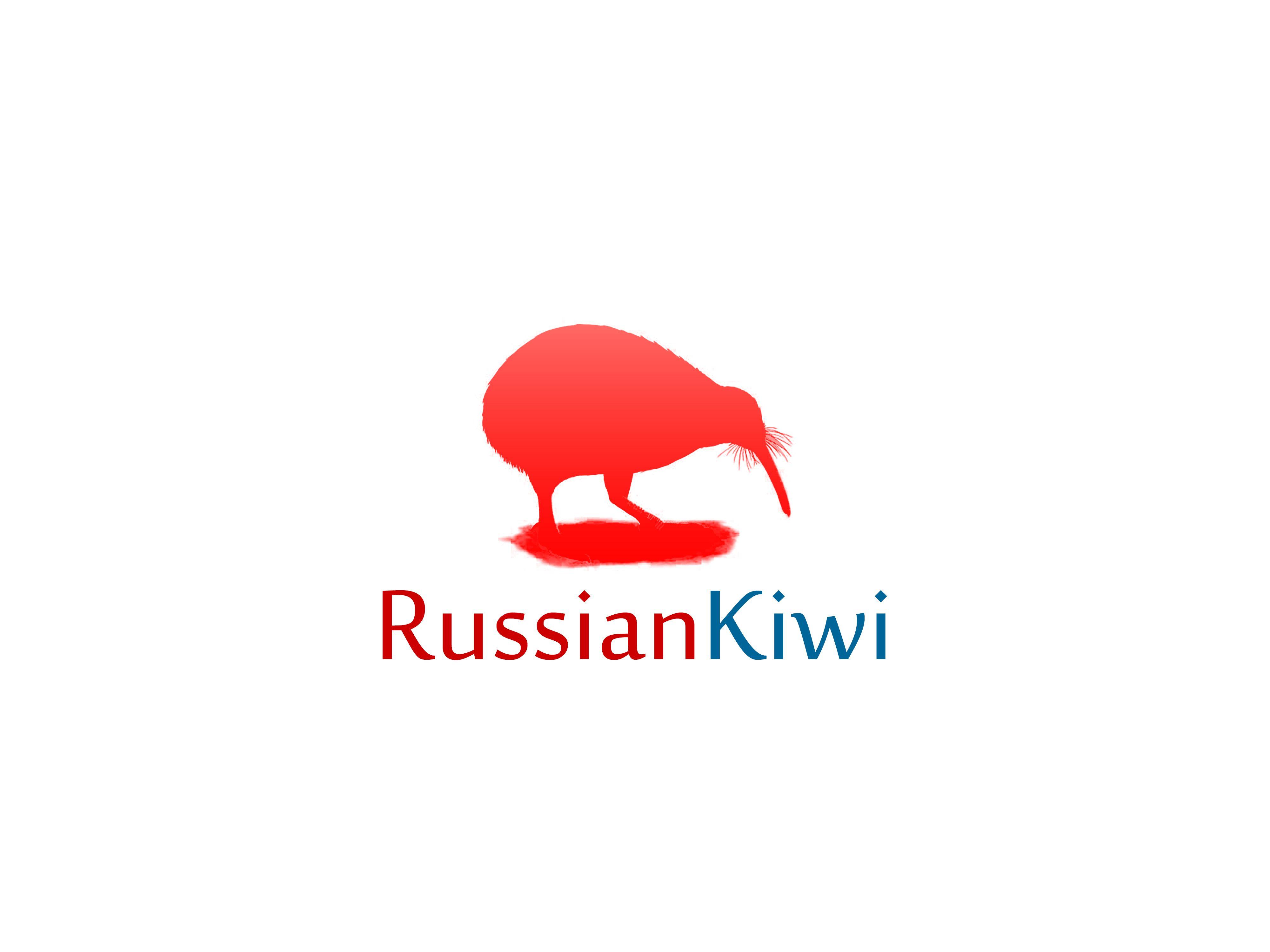 Логотип форума русских эмигрантов в Новой Зеландии - дизайнер optimuzzy