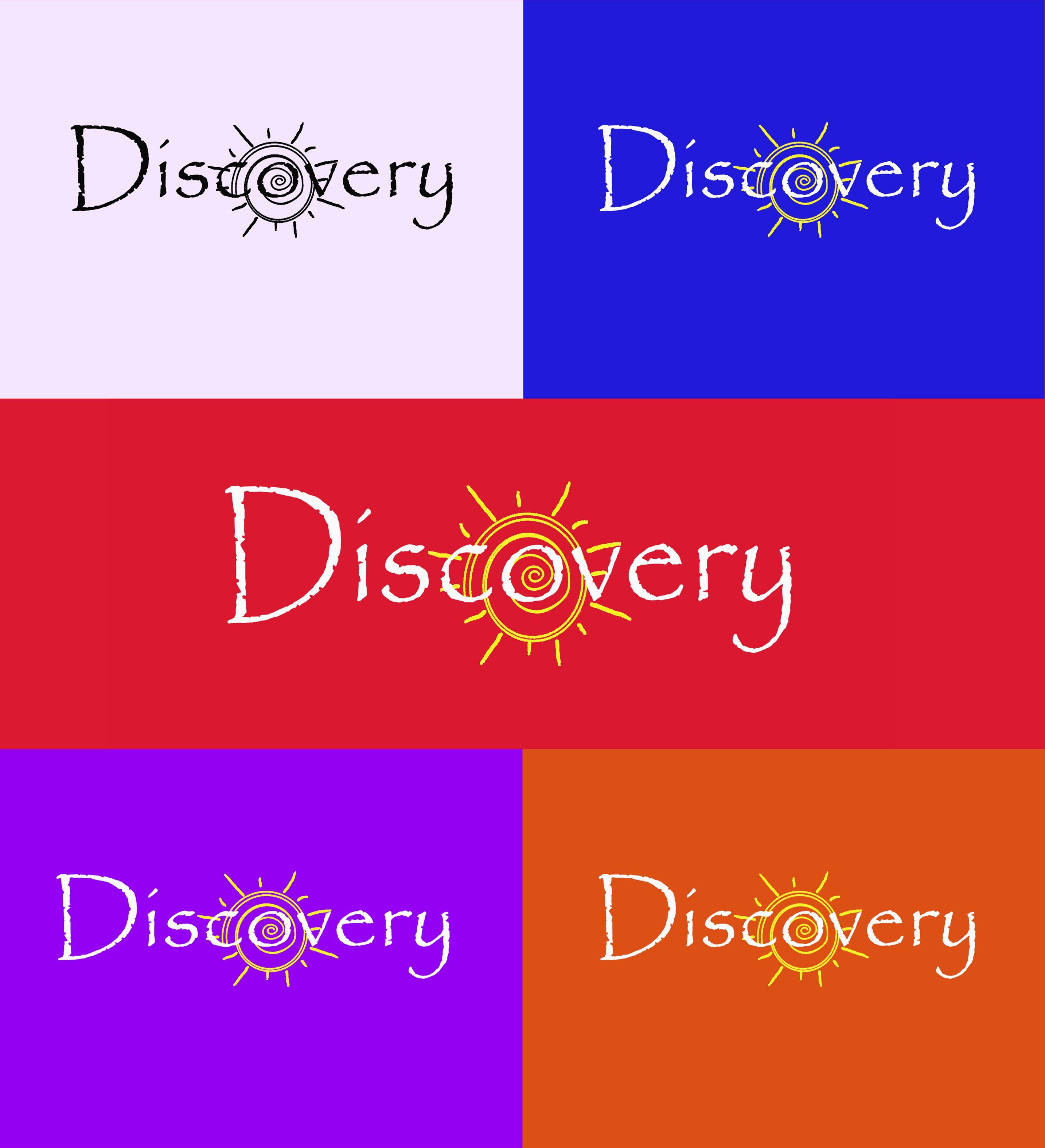 Логотип и фирм стиль для турагентства Discovery - дизайнер EVA23