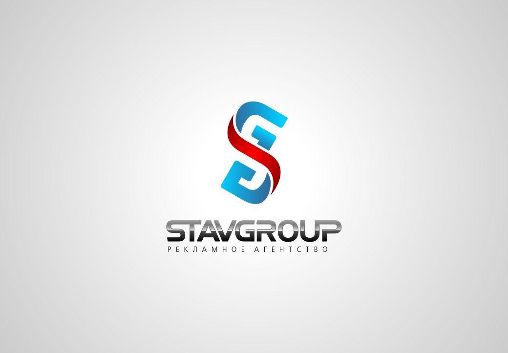 Лого и фирменный стиль для STAVGROUP - дизайнер robert3d