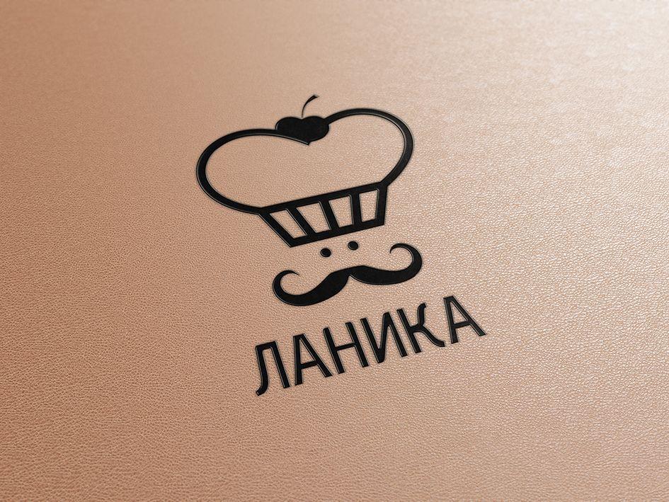 Лого ИМ тортов,пирожных и печенья ручной работы - дизайнер etadesign