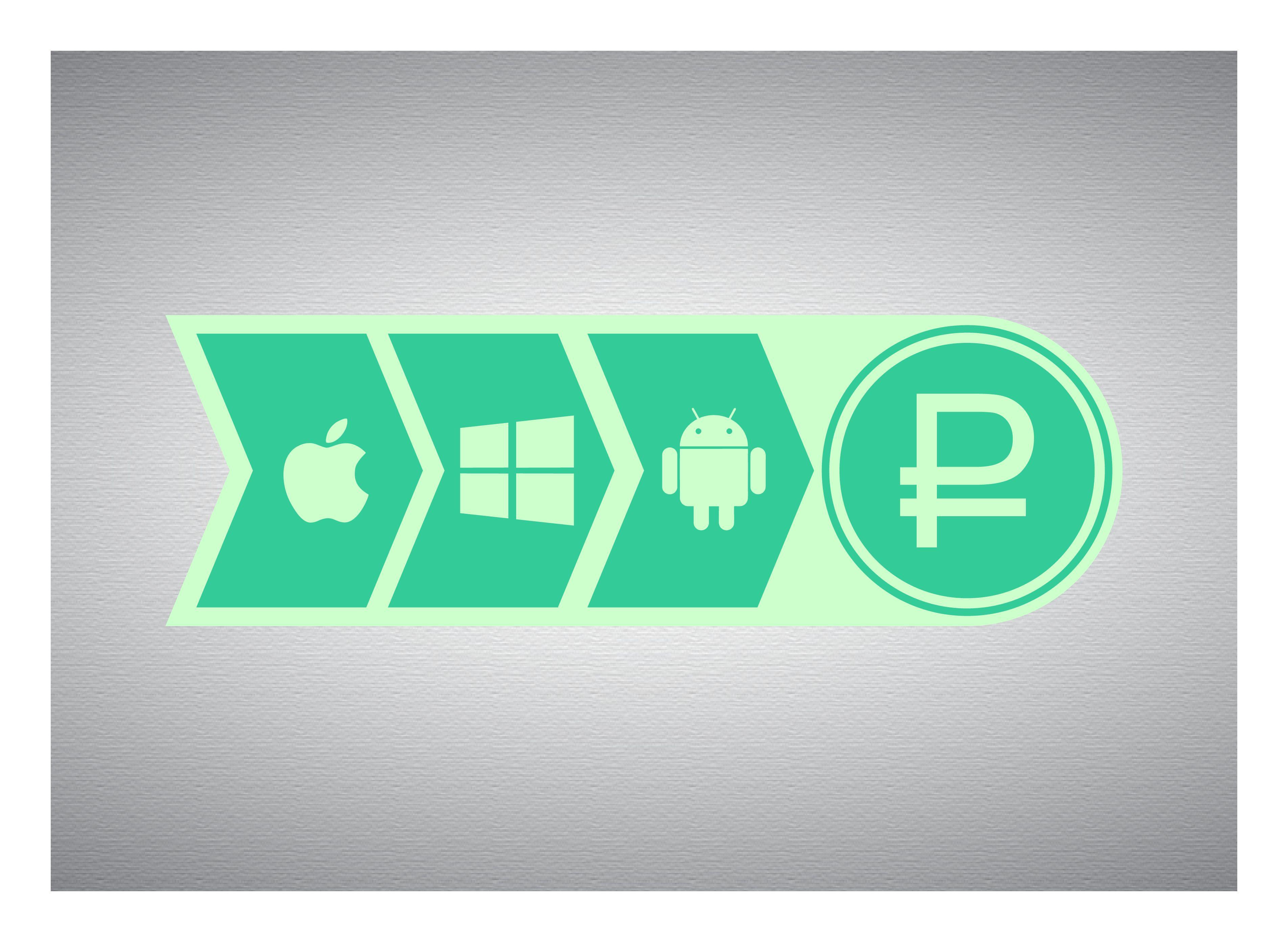 Логотип для мобильной партнерской программы - дизайнер airanon