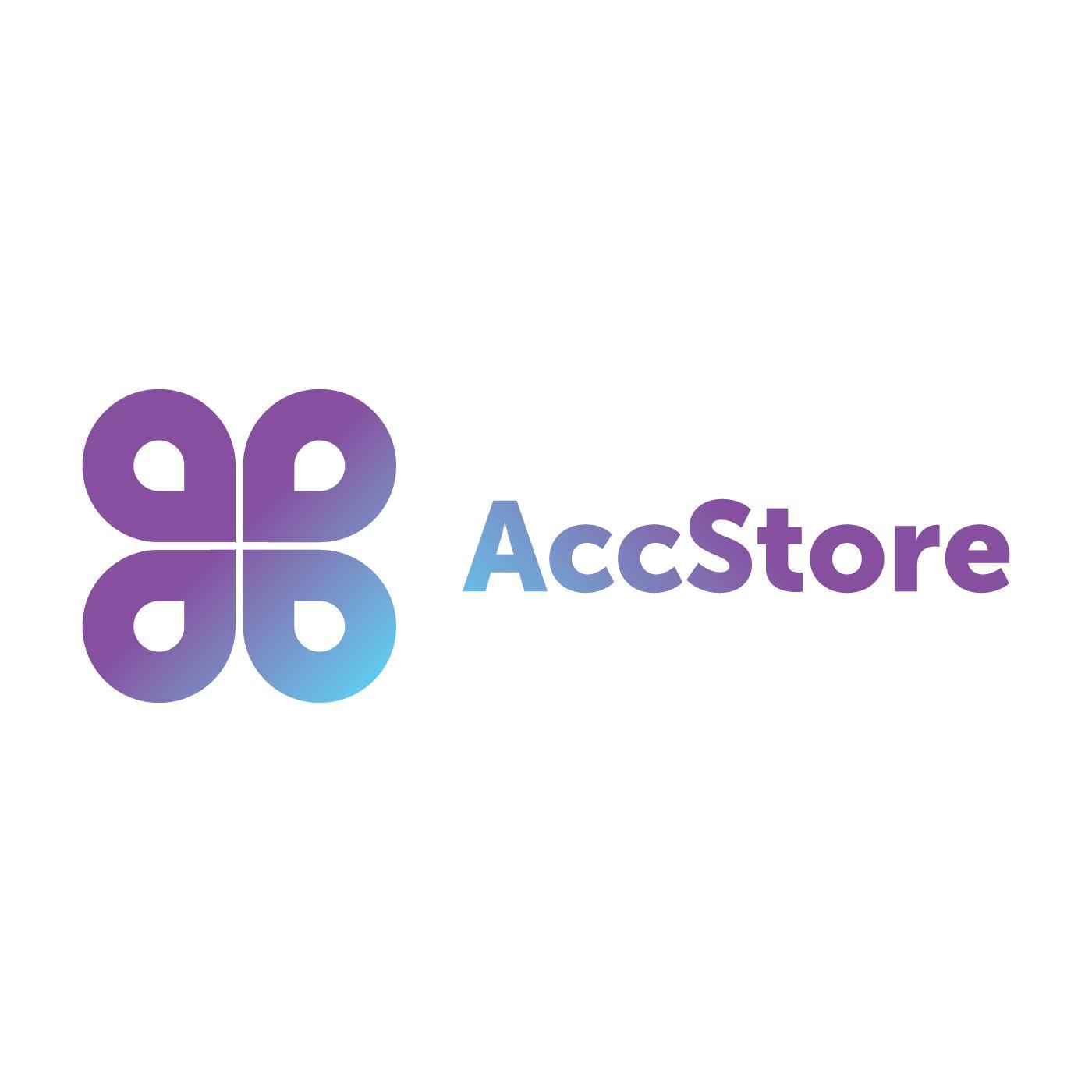 Логотип для магазина аккаунтов - дизайнер rikozi