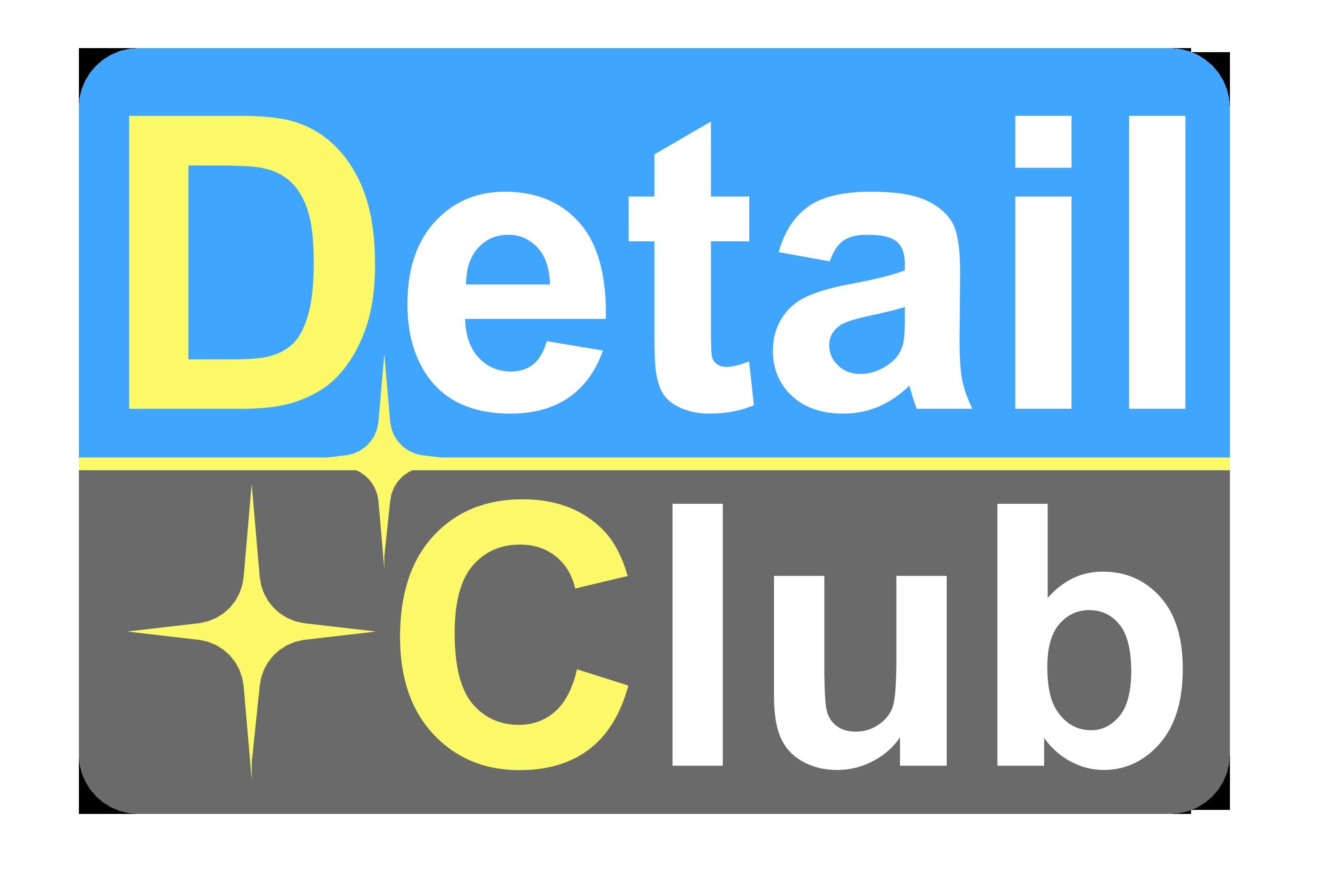 Логотип для компании (детейлинг студия) - дизайнер evgen_B