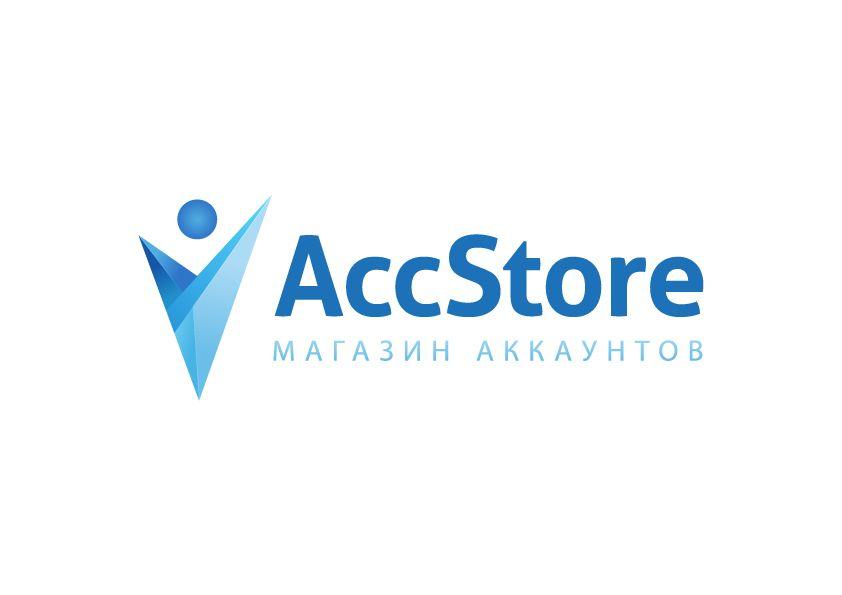 Логотип для магазина аккаунтов - дизайнер tutcode