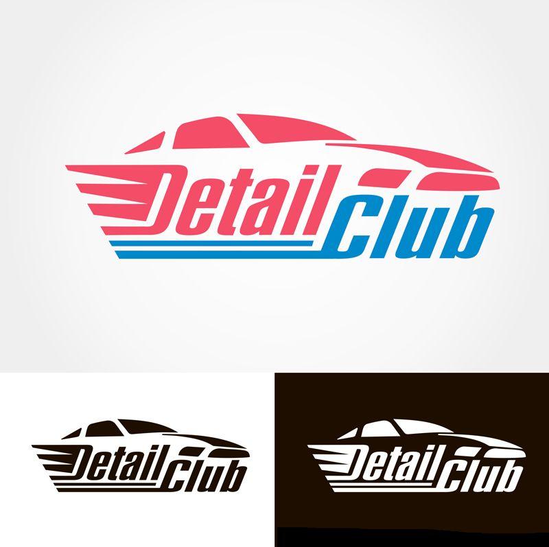 Логотип для компании (детейлинг студия) - дизайнер Enrik