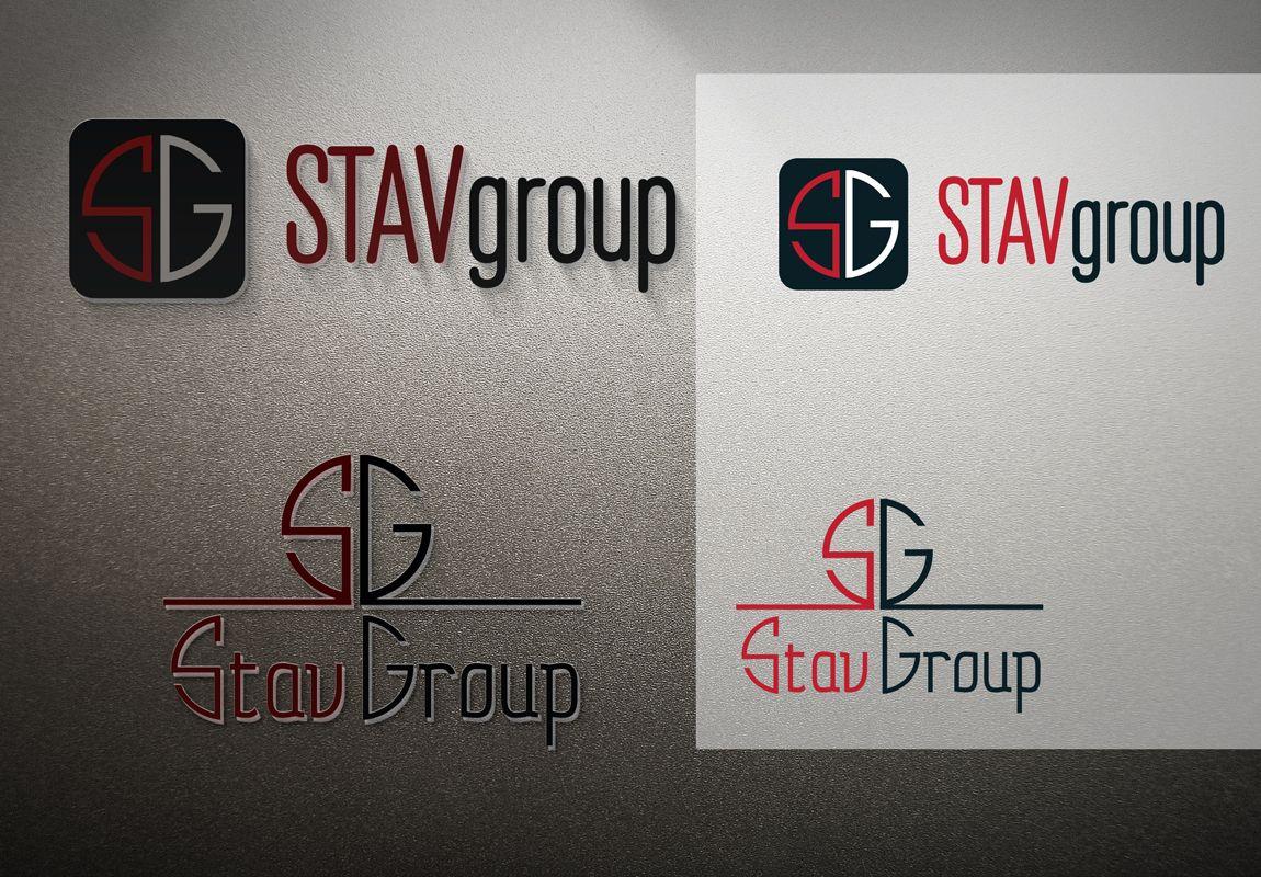 Лого и фирменный стиль для STAVGROUP - дизайнер Iuliok
