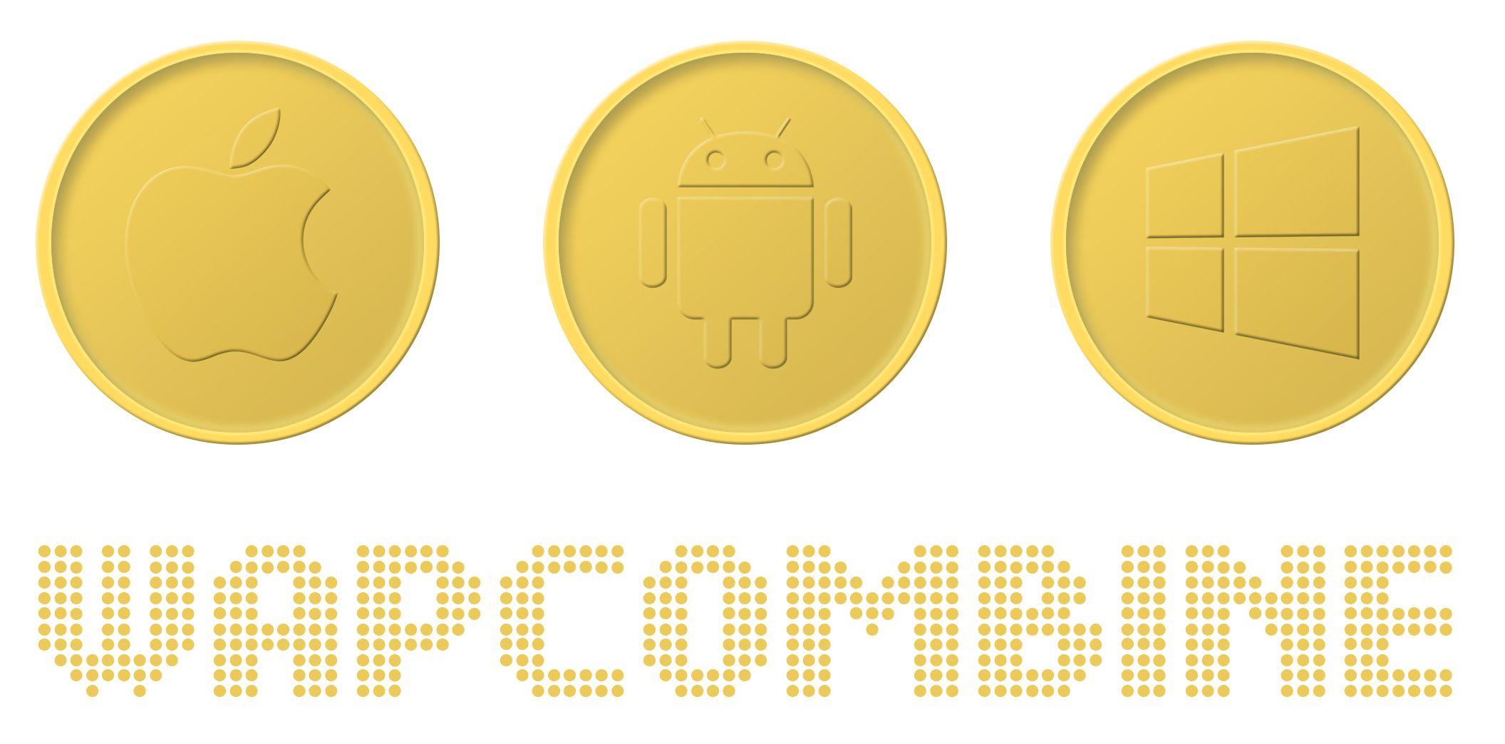 Логотип для мобильной партнерской программы - дизайнер volkuix