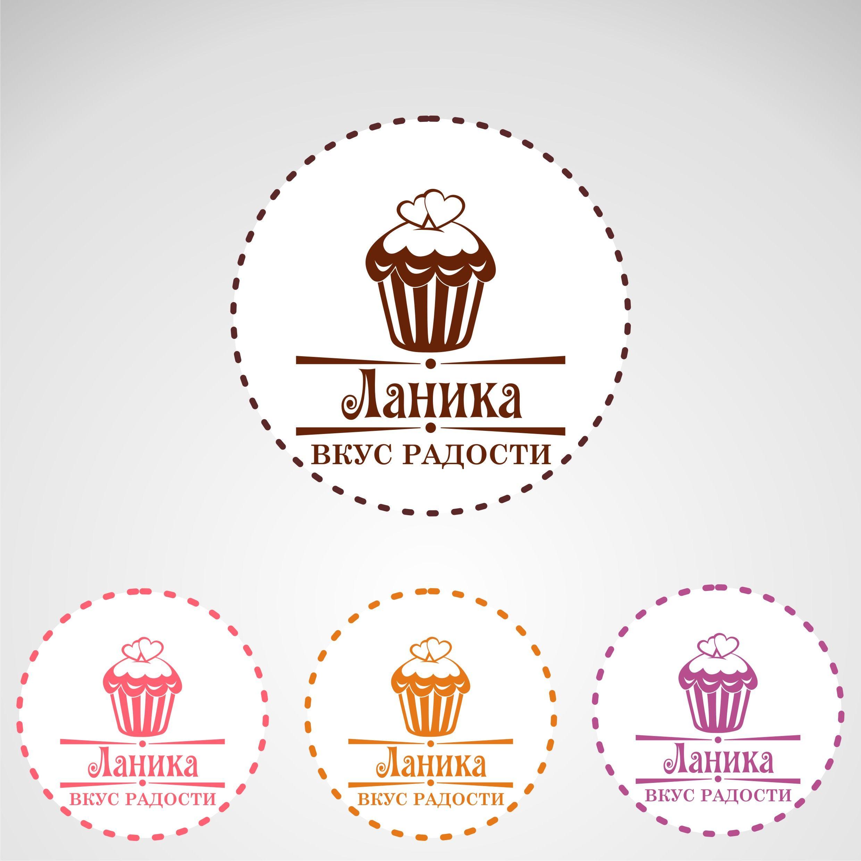 Лого ИМ тортов,пирожных и печенья ручной работы - дизайнер Tatiana